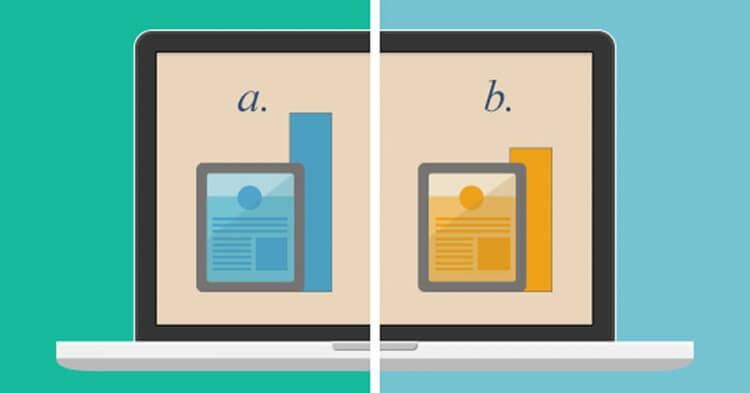 Test  A   /   B
