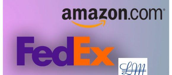 Amazon contro FedEx