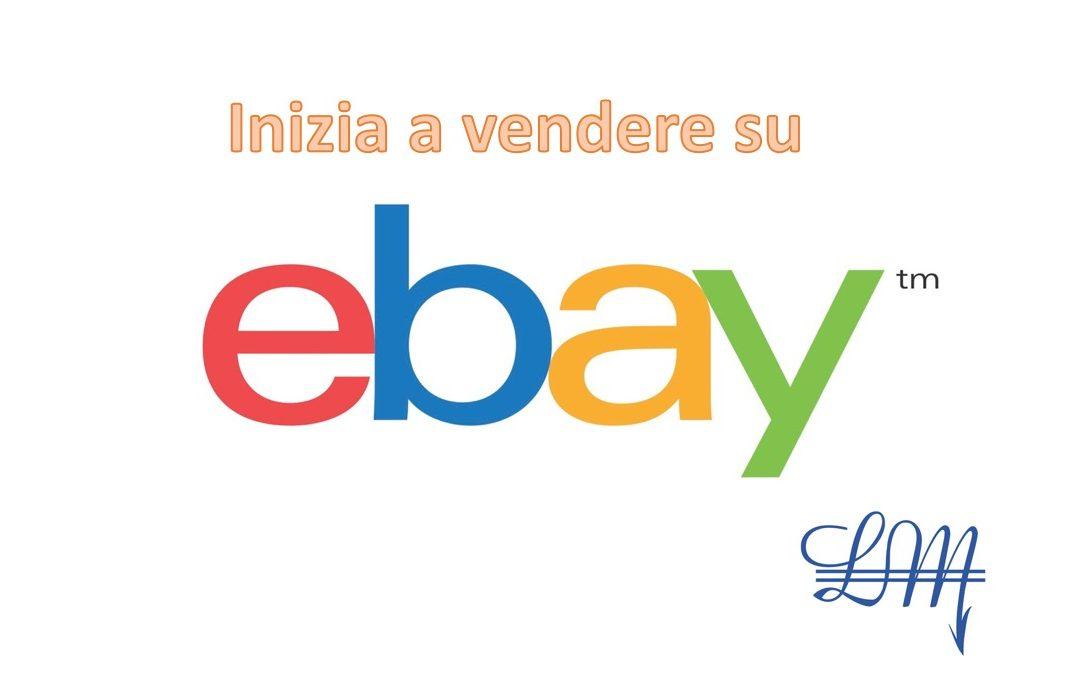 Inizia a vendere su eBay