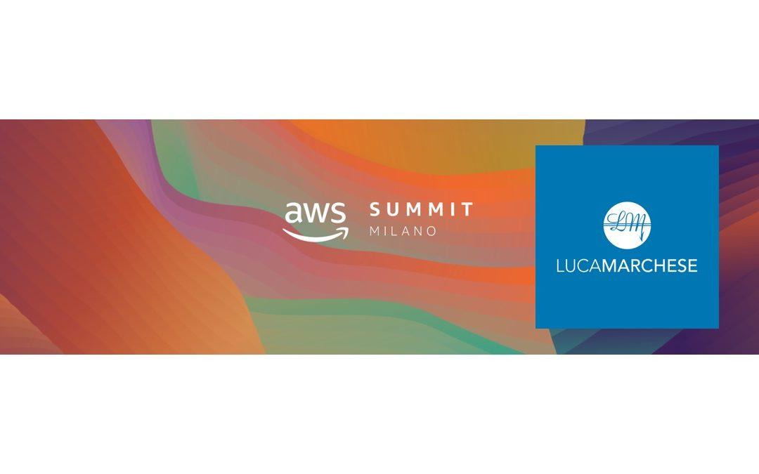 AWS Summit Milano 2020