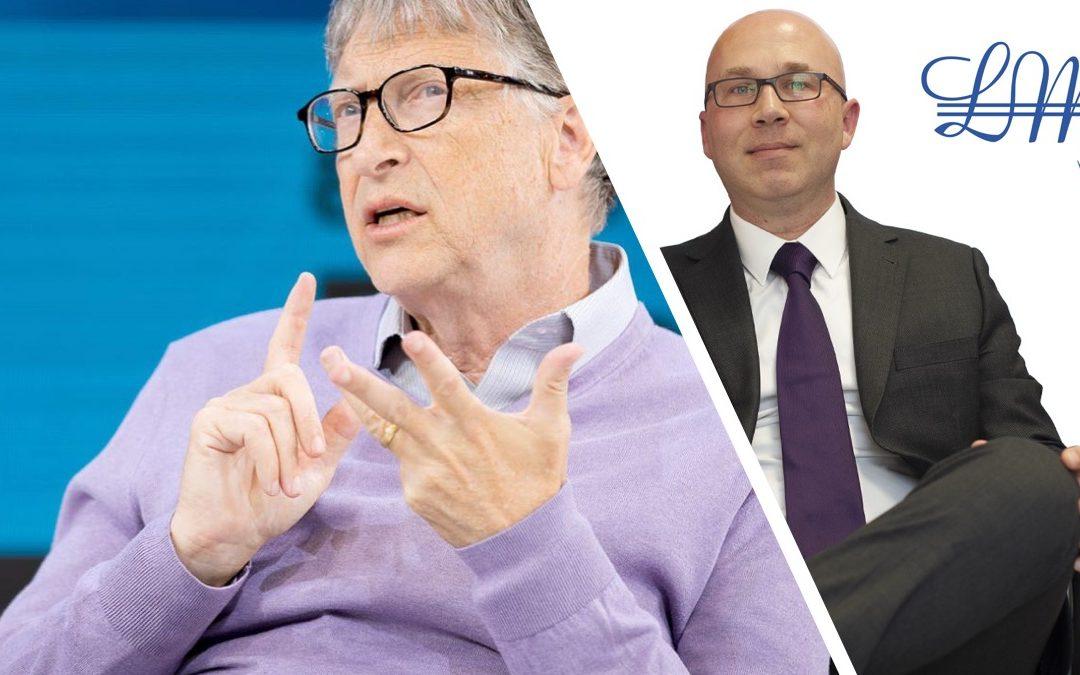 Intervista a Bill Gates fondatore di Microsoft