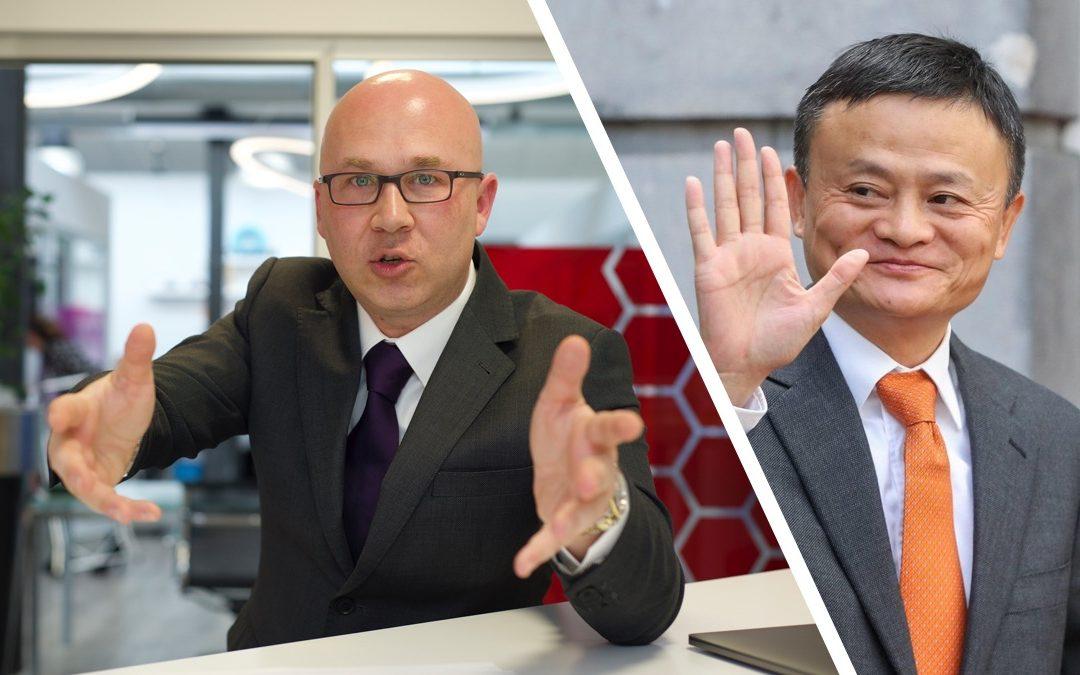 Intervista a Jack Ma fondatore e presidente di Alibaba