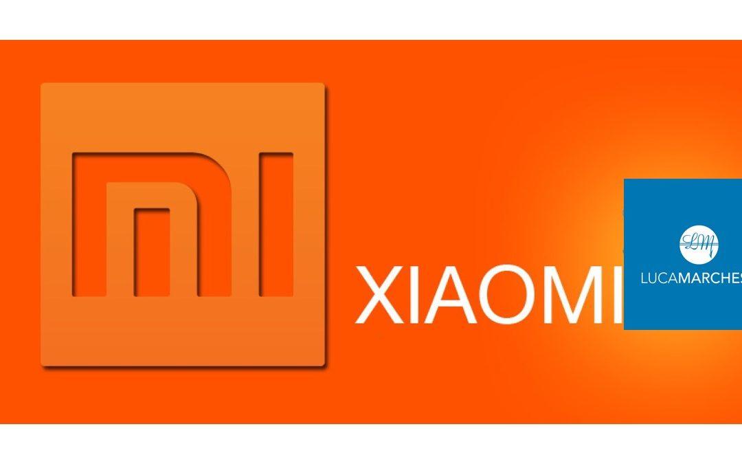 Xiaomi, la tecnologia low cost !
