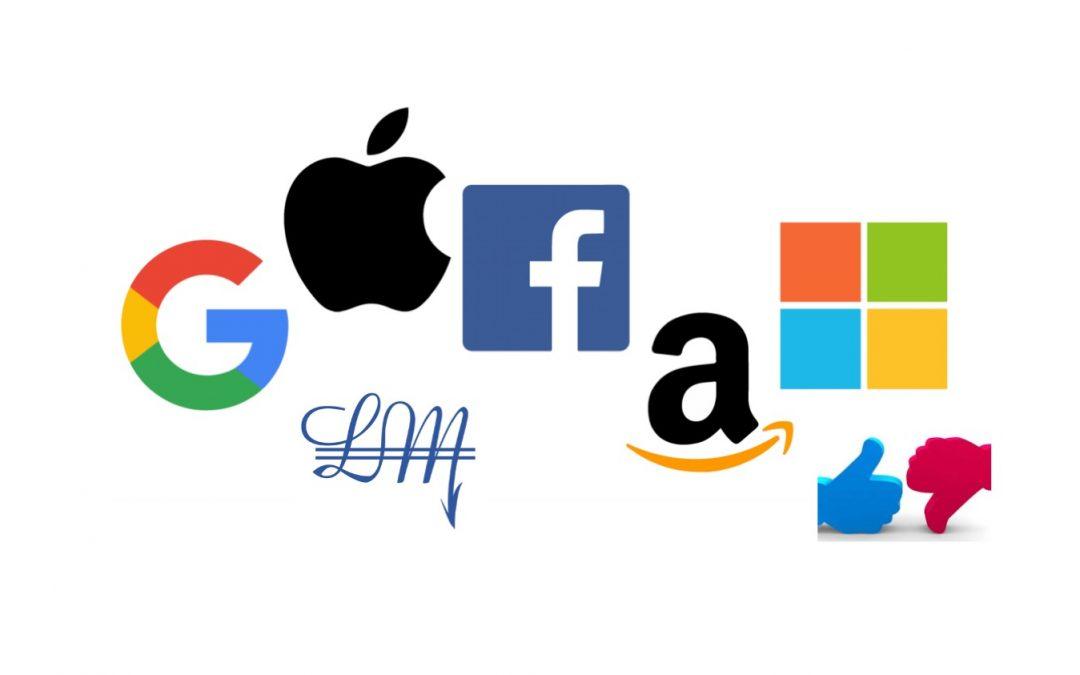 Perché stiamo sbagliando con le Big Tech